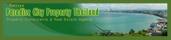 Paradise City Property, Thailand Property, Thailand Real Estate