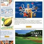 Hua Hin Newsletter – July, 2015
